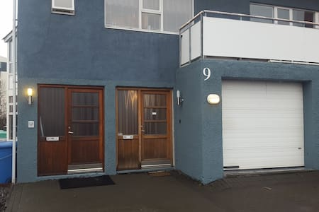 Family friendly 2 bedroom apartment in Kópavogur - Kópavogur - Apartmen