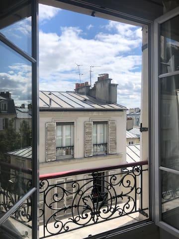 Cosy Studio in the Center of beautiful Montmartre!
