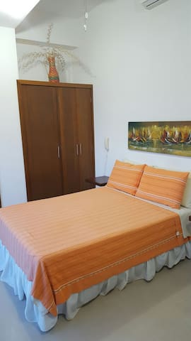 Apartment with view to the bay of cartagena (1203) - Cartagena - Hus