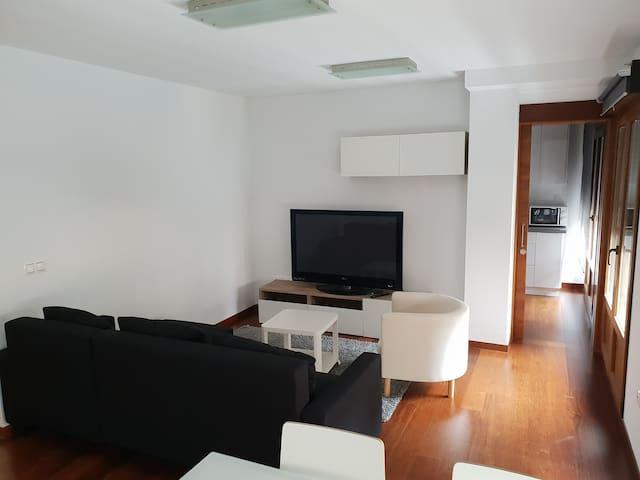 Apartamento moderno en el centro Vilagarcía.