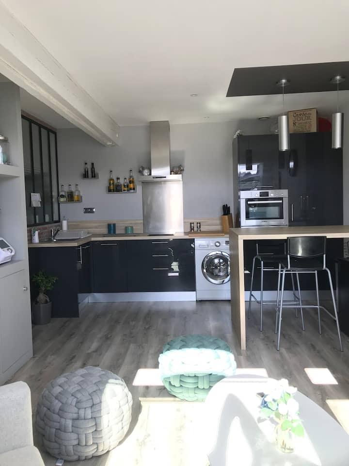 Appartement très belles prestations cœur de ville