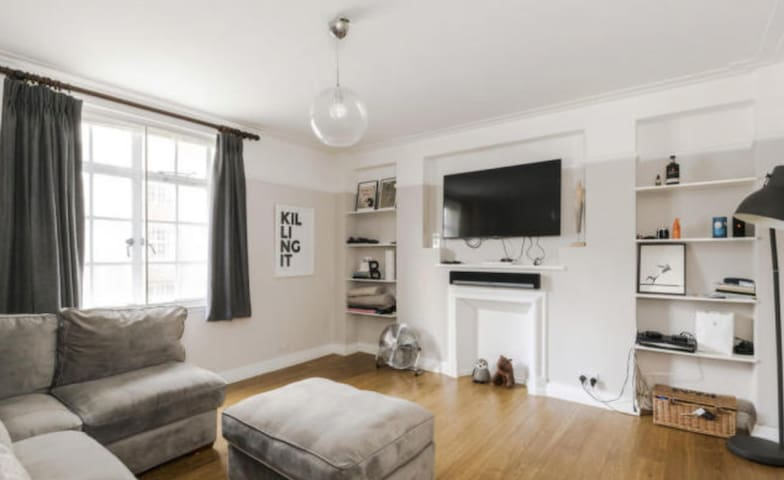 Lovely Modern Flat in the Heart of Central London