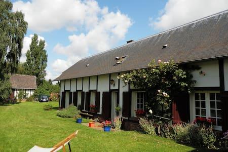 Belle longère de charme - Héricourt-sur-Thérain
