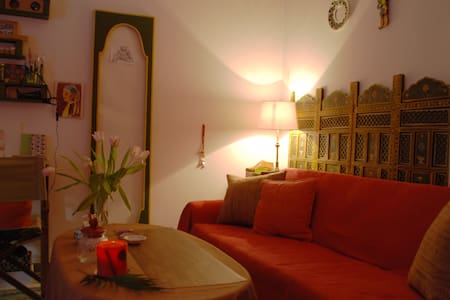 Cozy & Quiet apartment 7min from metro Halandri - Appartement
