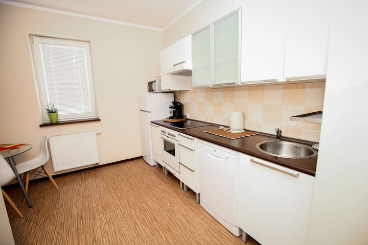 Green Kabaty apartment 11