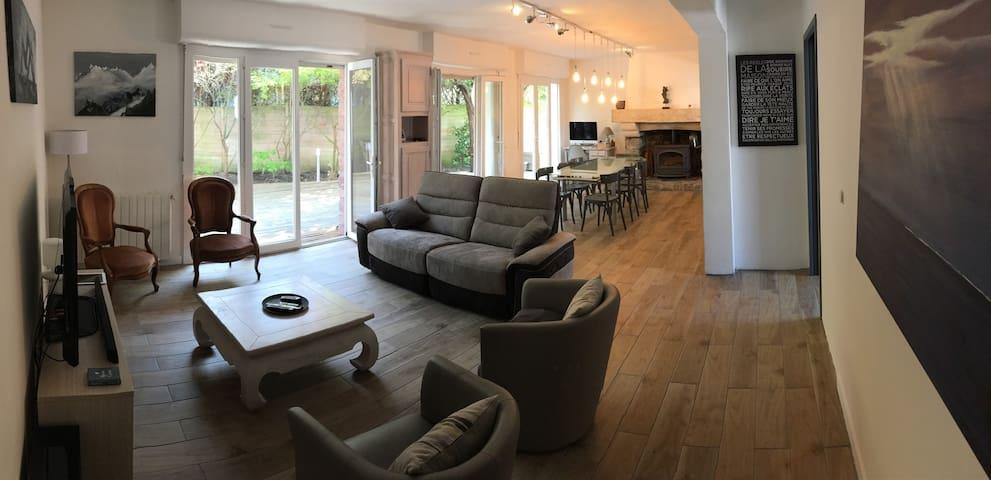 Biarritz Anglet Bayonne - Villa 175m² proche plage