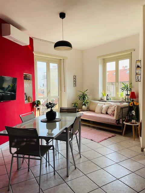 Stanza privata, casa accogliente - Roberto e Momo