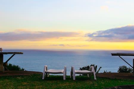 Chambre vue sur l'océan Indien - Piton Saint-Leu