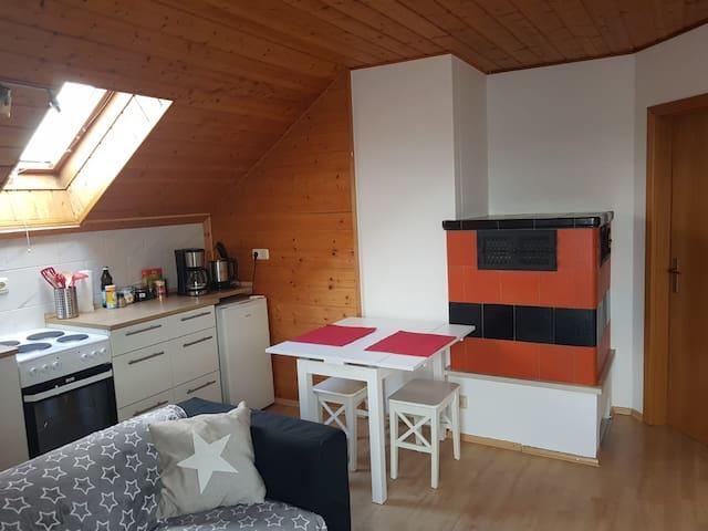 2-Zimmerwohnung in Geiselhöring