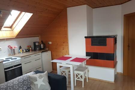 Abgeschlossene 2-Zimmerwohnung in Geiselhöring