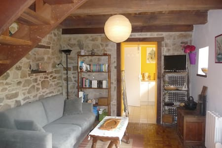 Petite maison bretonne à 4km de la mer