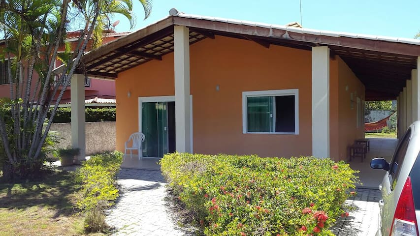 Aconchegante Casa de Praia - Monte Gordo - บ้าน