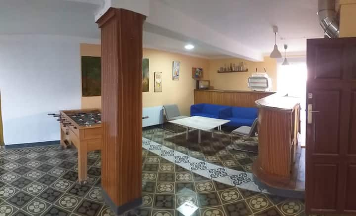 Country House L`Amparo. Max. 15 people. Teruel