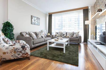 NişantaşıAmazing Apartment 1455 - Şişli - Leilighet