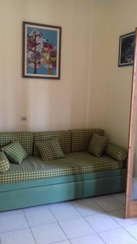 Cozy place at Porto Cheli