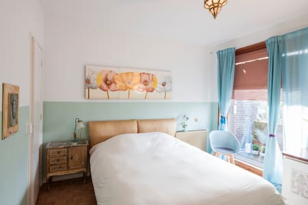 B&B Oranje Nassau room with a Balcony - Oegstgeest - Bed & Breakfast