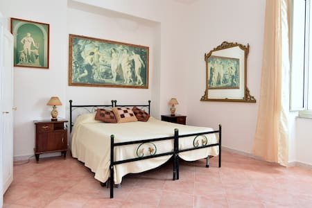 The Roses House, Fondo San Vito
