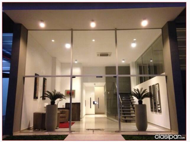 Nuevo a mts. Shopping del Sol y WTC - Asunción - Apartament