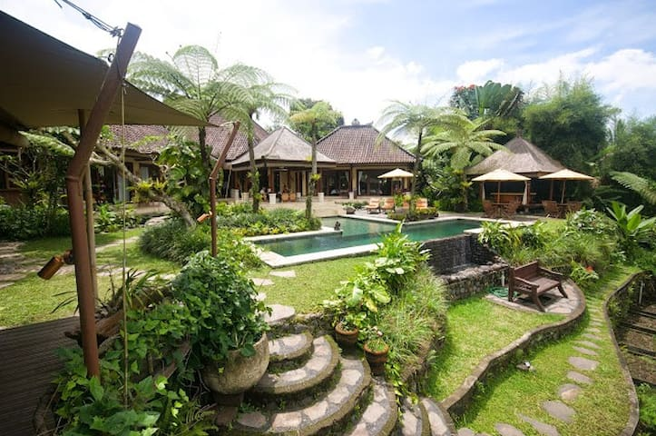 Ubud Havenly Villa (1 Bedroom) - Payangan - Villa
