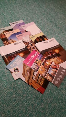 Guides and brochures to help planning your trip
