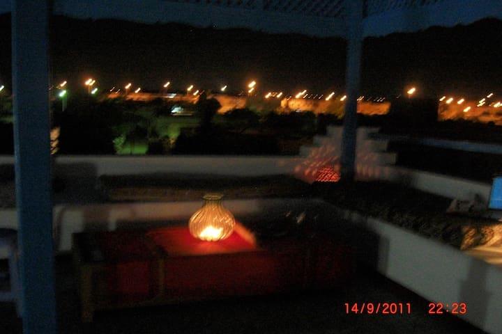TUNISIE - DJERBA - OASIS - DAR MAHBOUBA