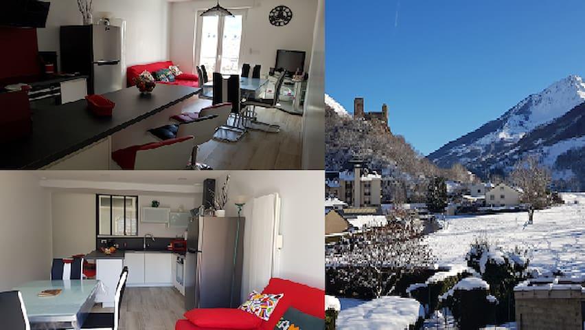 Airbnb Luz Saint Sauveur Holiday Rentals Places To