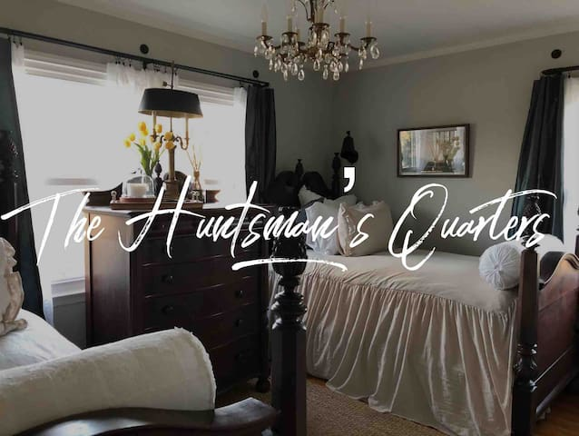 Fletcherville - The Huntsman's Quarters