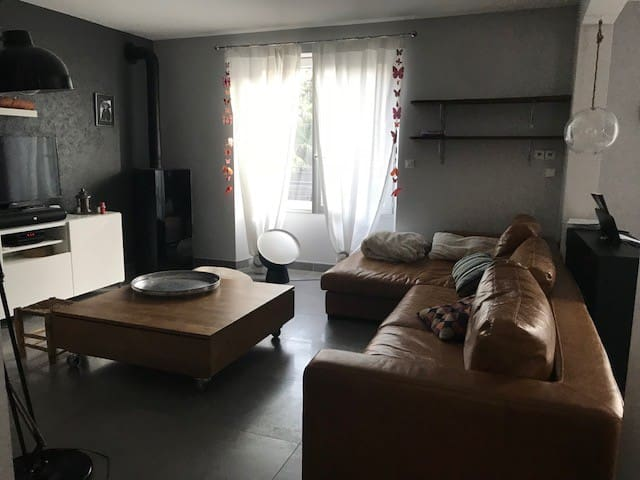 Chambre privée 3 dans maison individuelle