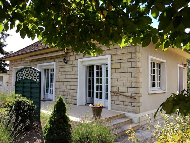 Maison familiale à 5min de Compiègne