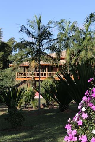 Sitio Valle San Giacomo - Monteiro Lobato - Kabin