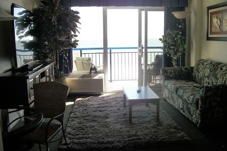 """Honeymoon Suite 6""(M-Th $39) thru April - Myrtle Beach - Departamento"
