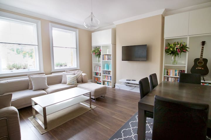 Beautiful 3 bed flat in the heart of Highbury - Islington