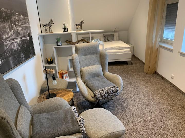 Schickes Appartement in ruhiger, schöner Wohnlage
