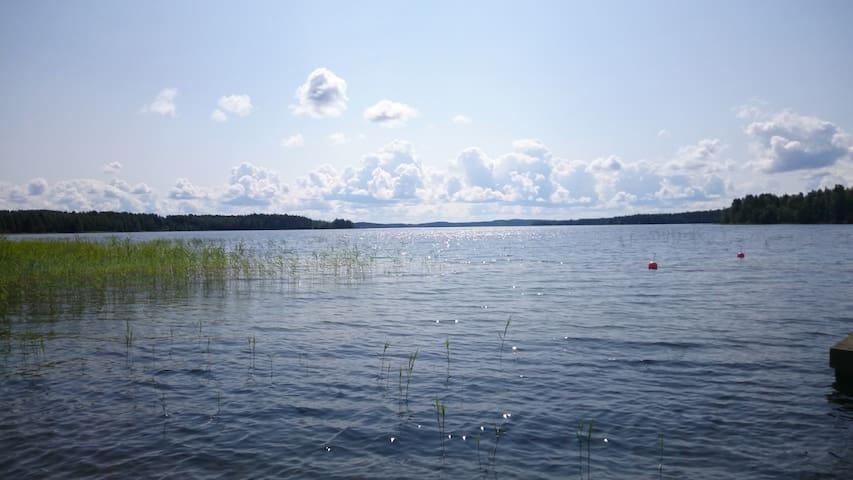 Ollila Holiday Farm by beautiful lake Puruvesi