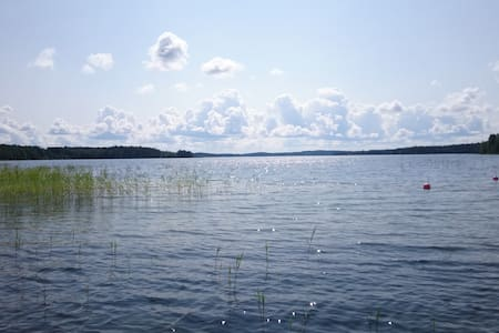 Ollila Holiday Farm by beautiful lake Puruvesi - Savonlinna - Bed & Breakfast