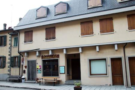 Appartamento centrale e accogliente - Badia Prataglia - Wohnung