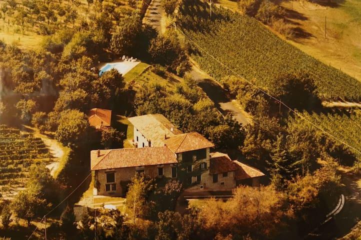 Beautiful Villa in Piemonte, Langhe