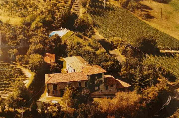 Beautiful Villa in Piemonte, Langhe