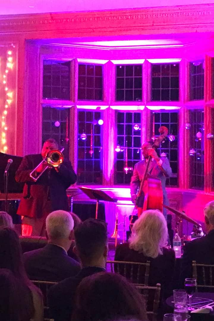 Recent show w/ Wycliffe Gordon