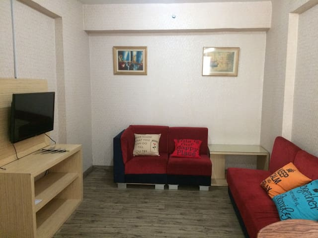 2BR, Big Family Room,Family Only