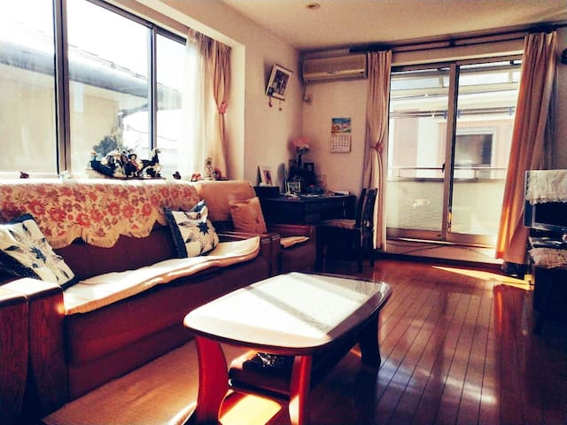 Cozy Room in Fuchu 30 min to Shinjuku Room A