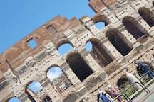 Il Colosseo ....la storia !