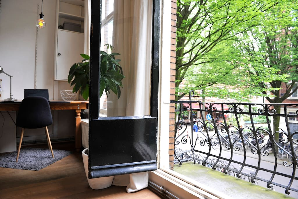 Gorgeous apartment close to centre appartements louer for Appart hotel amsterdam centre ville