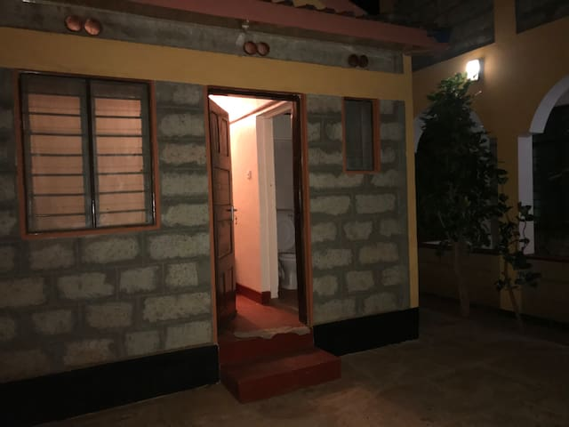 Charming Guest House in Voi, Coast, Kenya