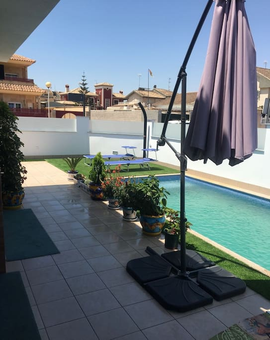 Luxury villa private room superior casas de campo en - Casas de alquiler en san pedro del pinatar particulares ...