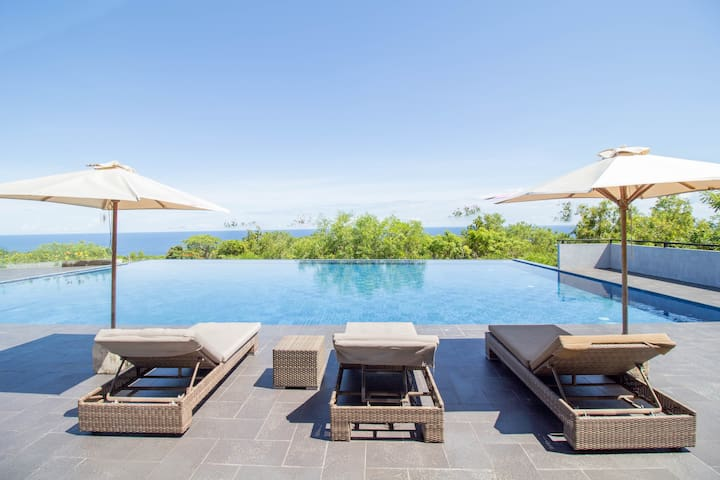 Boutique Countryside Resort by secret beach - South Kuta - Hytte