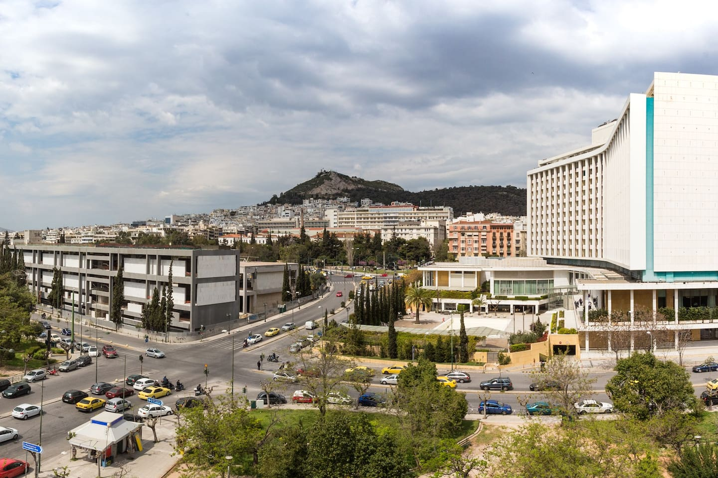 Delice Appartments is located in the heart of Athens!