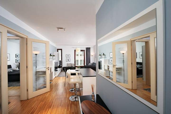 Apartment in Residence near Centre - Praha - Flat