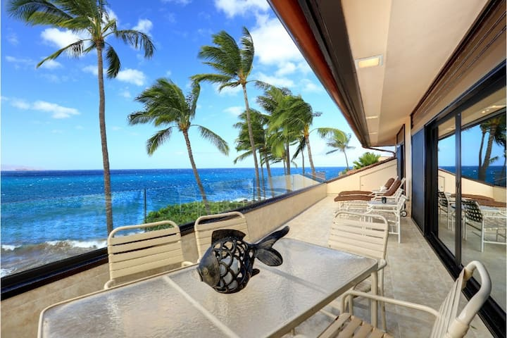 Beautiful Remodeled 3 Bedroom Condo - Makena Surf G-304