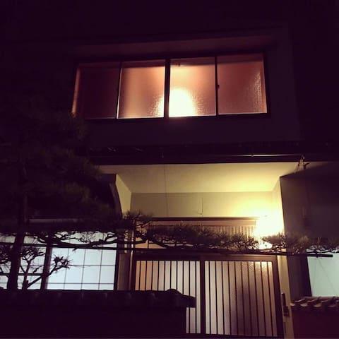 喜庵 茶室のある宿 KIAN the small hostel by the castle 和室2